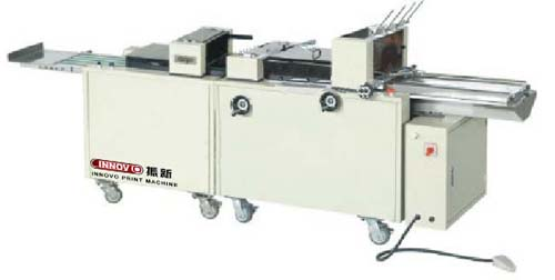 ZX-T  Automatic machine with Stitching  ,folding and front cutting function
