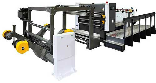 ZXC Servo Precision High Speed Paper Cutting machine