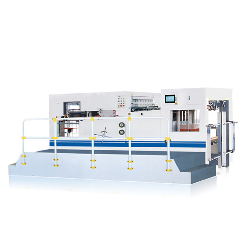 ZXY1200 automatic die cutting and creasing macine