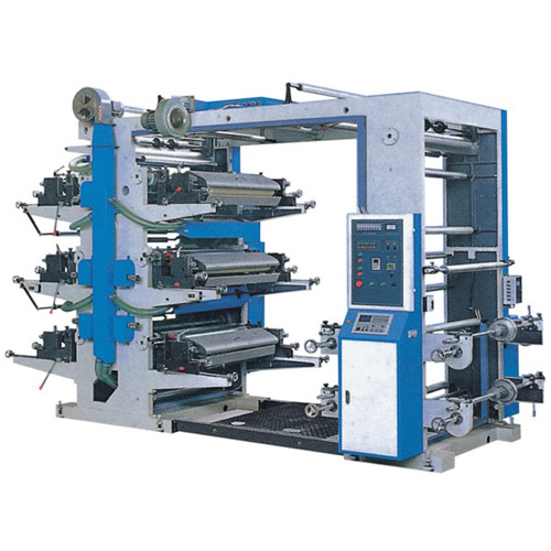 Six-Color Flexible Letter Press