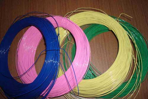 Nylon coated wire manufacturers, Nylon coated wire exporters, Nylon ...