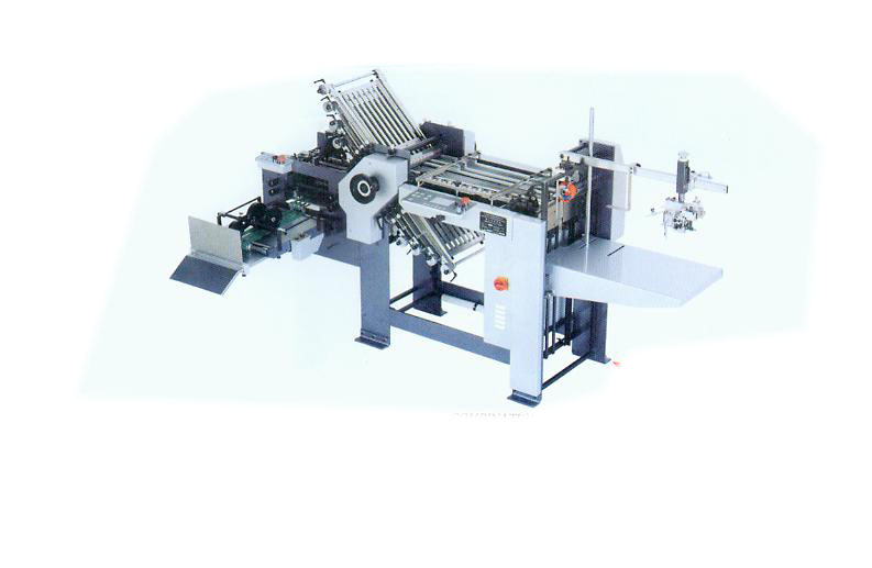 XZY 360-8FS Combination bukle folding machine