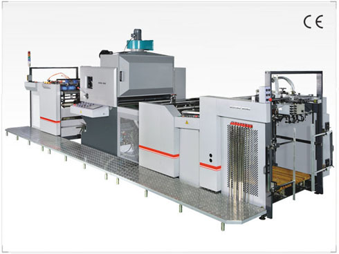 ZXSD-1050 Fully Automatic Film Laminator