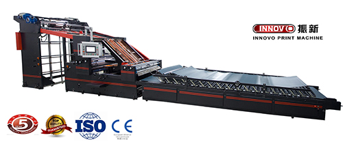 Automatic High Speed Flute Laminator