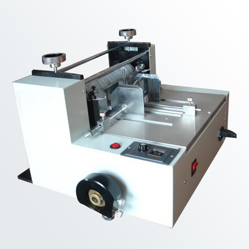 ZX-210 semi-automatic embosser machine