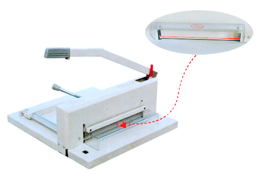 BGQZ-3203A Ray guiding paper cutter
