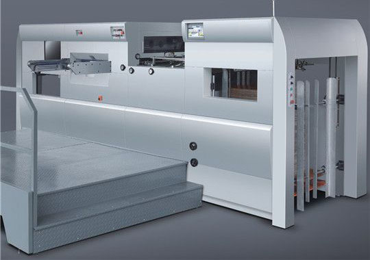 MHC Automatic Die Cutting & Creasing Machine