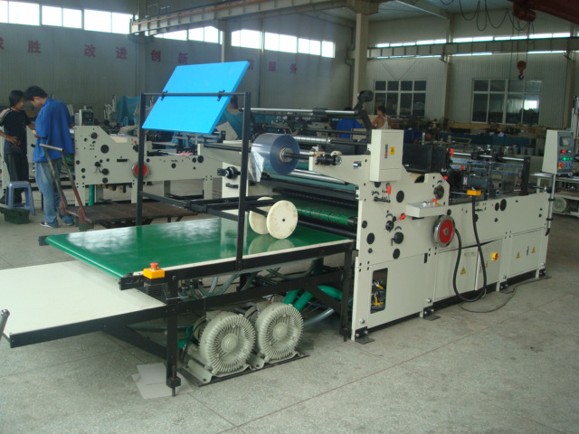 window machine