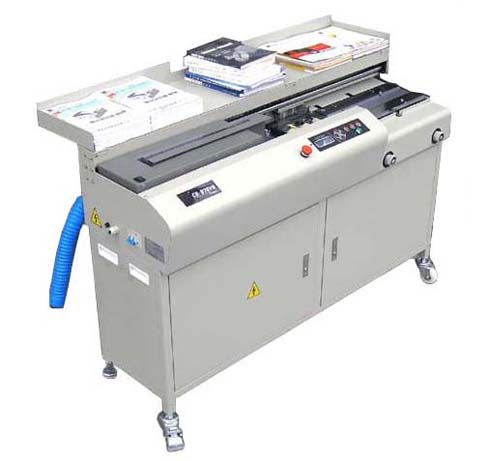 970V6+ Glue Binding machine