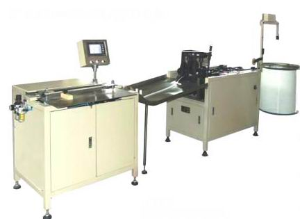 INNOVO-2007A  Double-wire Forming/Binding Machine