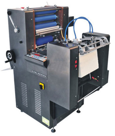 A4 Color Offset Press