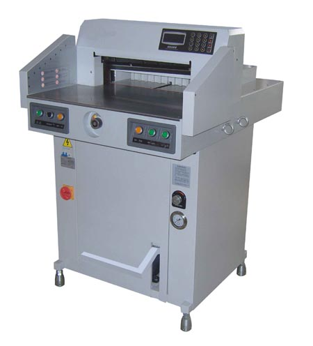 520V2 Hydraulic Programmable paper cutter