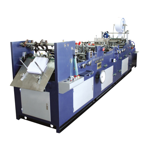 ZNHZ–518A FULL AUTOMATIC MULTI-FUNCTIONAL ENVELOPE GLUINGFORM