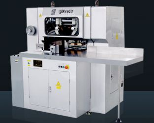 QS380B Three Knife Paper Cutting Machine