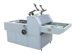 Zx-520series semi-automatic hydraulic laminating machine