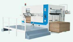 ZXY-1450 Semi automatic die cutting and creasing machine