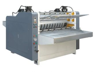 Paperboard Covering Machine