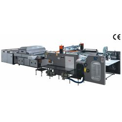 ZXSW-A Full Autonmatic Stop Cylinder Screen Printing Machine