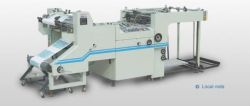 Automatic film laminating machine