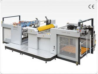 ZXSG-1100 Fully Automatic Film Laminating machine