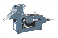 Fully automatic pocket envelope machine without stick function