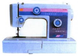 Table model archive sewing machine
