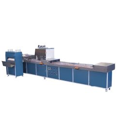 BINDING AND PAPER FOLDING MACHINE