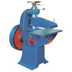 Material Cutting and Punching Machine