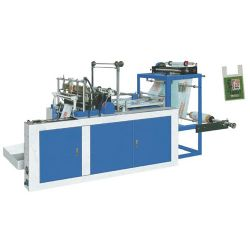 Automatic Heat-Sealing and Heat-Cutting Bag-Making Machine