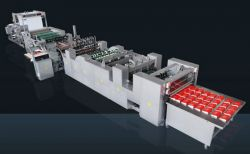 ZXLY-930/1020-F2 Flexo Wire Side-Stitching Line