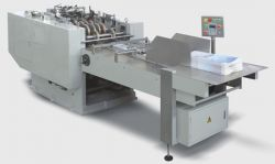 ZX-340C paper bag lock-bottom machine