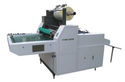 ZX-920B SEMI-AUTO glueless and pre-coated thermal film laminating