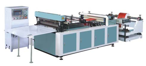 ZX-800 Computer Control High Precision Printed Paper Crosscutting machine