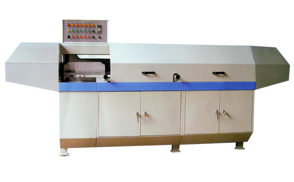High speed gold plating machine for book edge