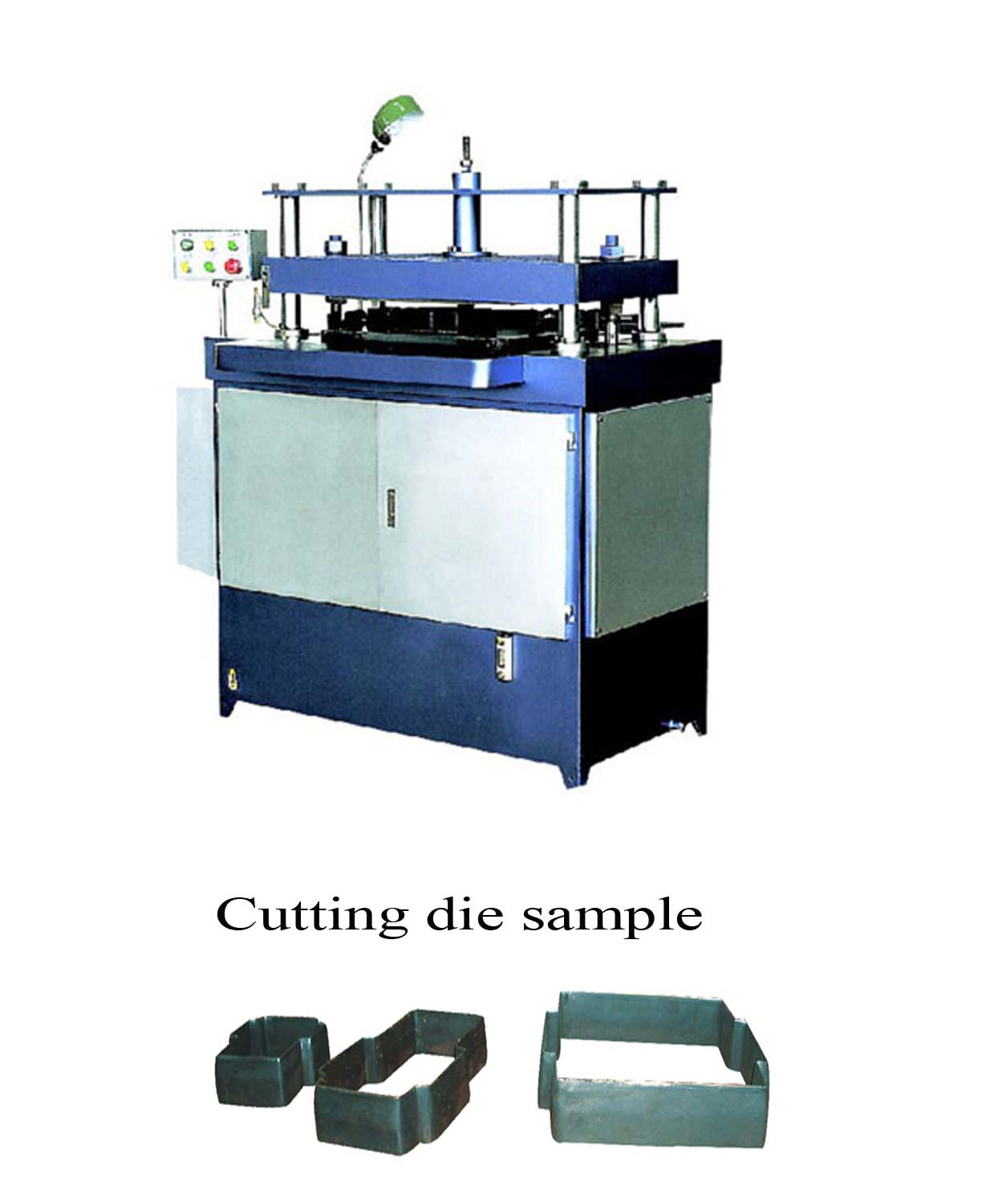YMQ-800 HYDRAULICPATTERN CUTTING MACHINE