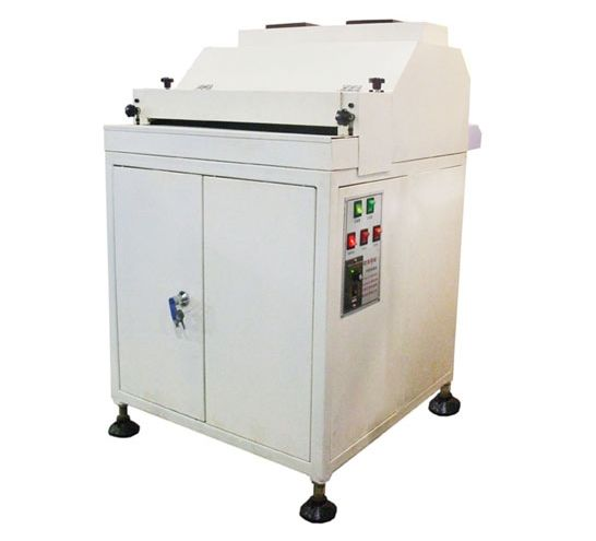 480  UV varnishing machine
