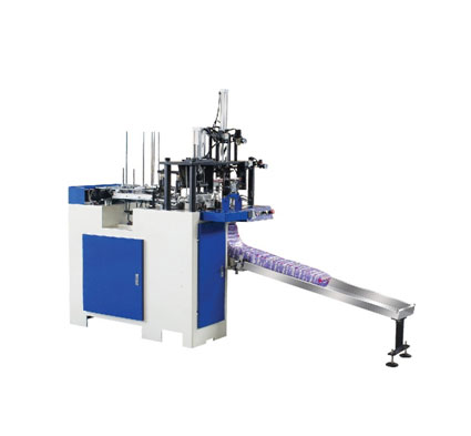 Paper Lunch Box making Machine