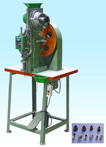 ZX-J5E Large size eyeleting machine