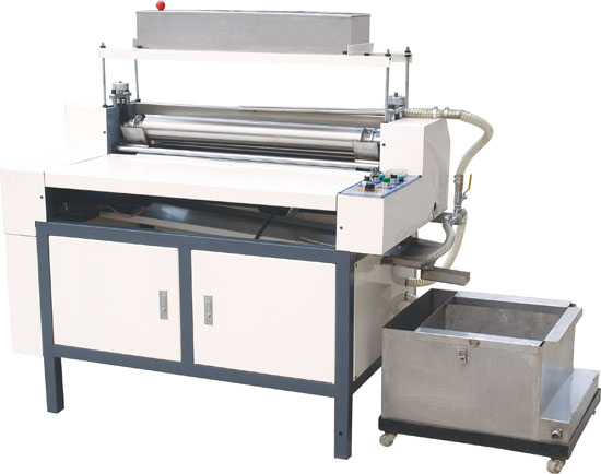 ZXRS-700 paper top hot glue machine