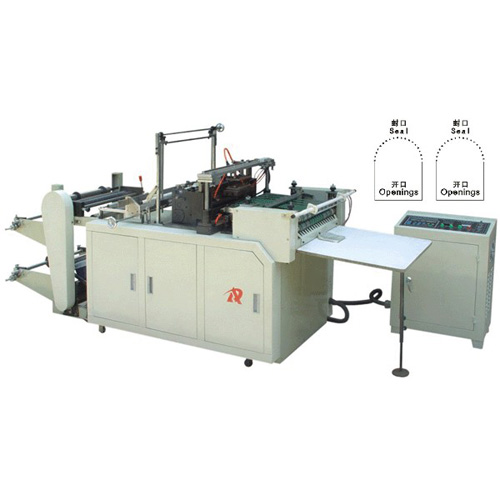 Arc-shaped Sealing Bag-making Machine
