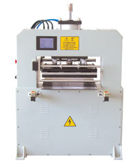 INNOVO-350-10T Bronzing and Die cutting Machine