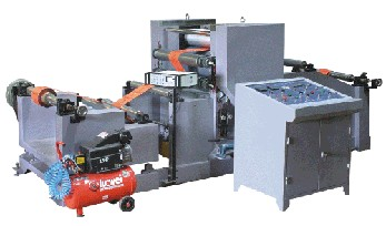 ZXYW-? Roller paper embossing Machine