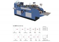 ZF-530 Western style envelope making machine