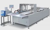 ZXZD-1100C bag forming machine