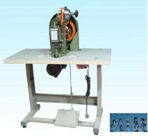 ZX-326 small size eyeleting machine