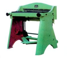 Cut Plate Machine