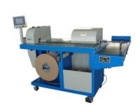 WBZD350 Double-Wire Binding Machine