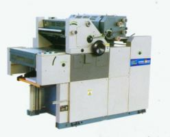 Continuous Forms press