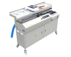 ZX-970V6+ Fully Automatic Glue Binding Machine