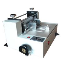 Semi Automatic Embossing Machine